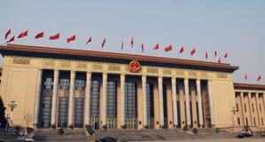 北京方形天安门 免版税库存照片