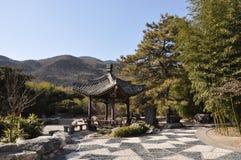 北京植物园 免版税库存照片