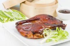 北京烤鸭 免版税库存图片