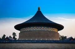 北京瓷天堂寺庙 免版税库存照片