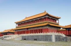 北京瓷禁止的城市著名 库存图片