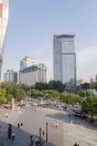 北京瓷 都市风景- 14 免版税库存图片