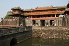 北京皇城-颜色-越南 库存图片