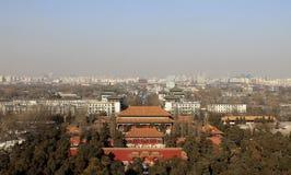 北京看法 免版税库存照片