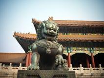 北京禁止的瓷城市 库存图片