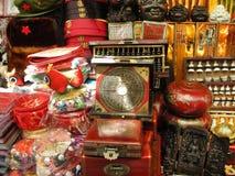 北京街市 库存照片
