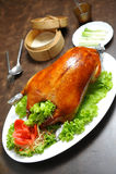 北京鸭子 库存图片