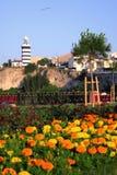 北伊斯坦布尔的灯塔 免版税库存图片