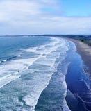北加利福尼亚海岸线 图库摄影