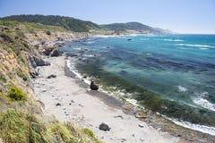 北加利福尼亚海岸4 库存照片