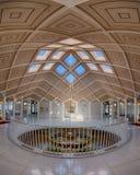 北卡罗来纳立法圆形建筑 免版税库存照片