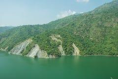 北印度的山 图库摄影