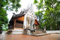 北寺庙,泰国 库存图片