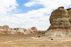 北屯在新疆,中国 库存图片