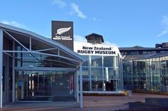 北帕莫斯顿-新西兰橄榄球博物馆 免版税库存图片