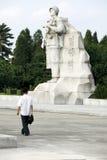 北朝鲜雕塑2011年 免版税库存图片