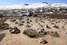 北极圈polarsirkelsenteret 图库摄影