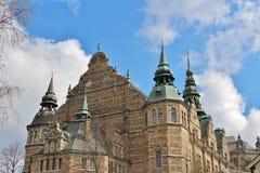 北欧博物馆 库存照片