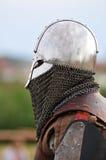 北欧海盗战士 免版税图库摄影