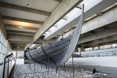 北欧海盗船 免版税库存照片