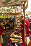 北欧海盗节日2014年 图库摄影