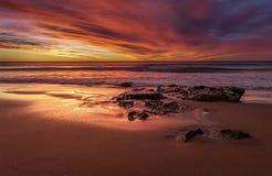 北海滩悉尼 库存照片