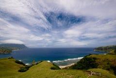 北的海岛 免版税库存图片