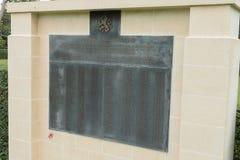 北碧战争公墓,数千联盟的POWs在臭名远扬的泰国死对缅甸死亡铁路被埋没 库存图片