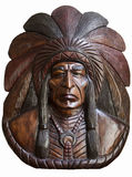 北美印第安人 免版税库存图片