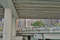 北角的东区走廊 免版税库存图片