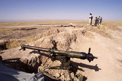 1993北部伊拉克-库尔德斯坦 免版税库存照片