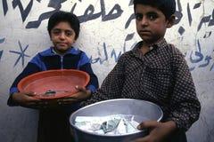 1993北部伊拉克-库尔德斯坦 免版税图库摄影