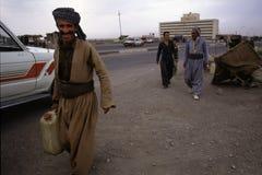 1993北部伊拉克-库尔德斯坦 库存图片