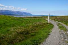 北部冰岛 免版税库存图片