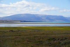北部冰岛 图库摄影