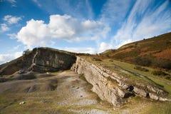 北部威尔士 免版税库存照片