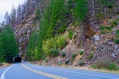 北部小瀑布高速公路 库存图片