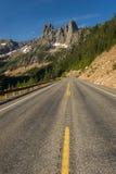 北部小瀑布高速公路 库存照片