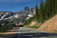 北部小瀑布高速公路 图库摄影