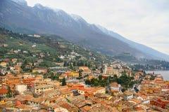 北部意大利 库存图片