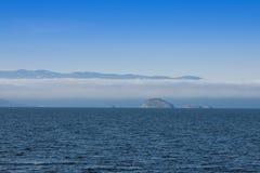 北部挪威风景 免版税库存照片