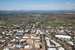 北部斯科茨代尔,亚利桑那 免版税库存图片