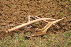 北部犁越南木头 库存照片