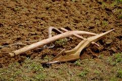 北部犁越南木头 图库摄影