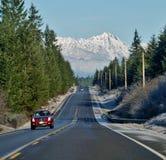 北部的高速公路101 库存图片