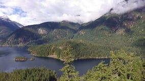 北部级联国家公园 库存照片