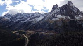北部级联国家公园 库存图片