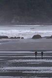 北部迈耶斯海滩 免版税库存照片