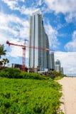 北部迈阿密海滩 免版税图库摄影