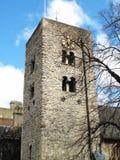 北部门的圣迈克尔,牛津 免版税库存照片